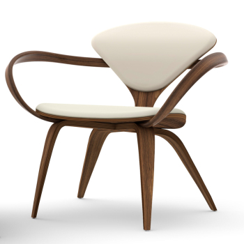 Lounge Arm chair - Uphol. Seat & Back