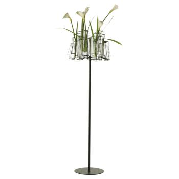 Crokkis Pedestal Floor Vase