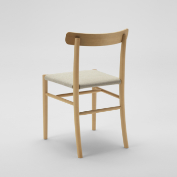 Lightwood Chair - Cushioned