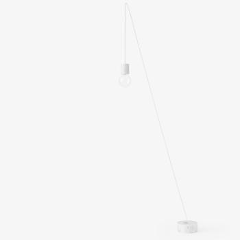 Marble Light Floor Weight & SV2 Pendant - SV7