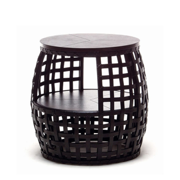 Matilda Round End Table
