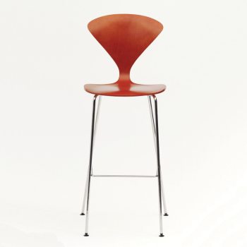 Metal Base Stool