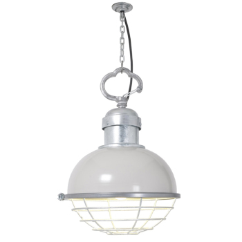Oceanic Pendant Light - Large Basalt Grey