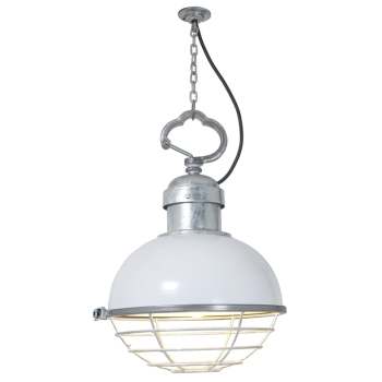 Oceanic Pendant Light - Small White