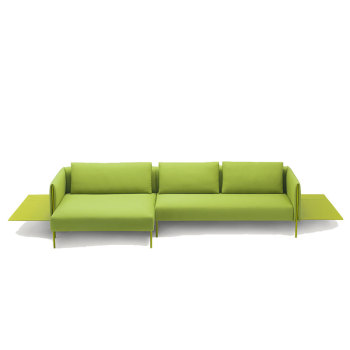 Pillar Sectional Sofa - Indoor