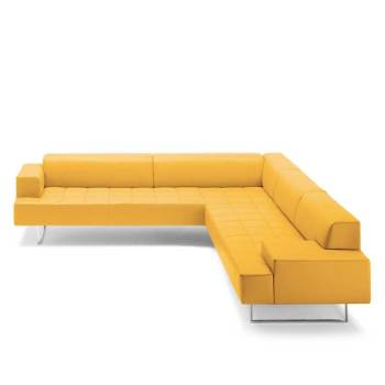 Quadra Sectional Sofa