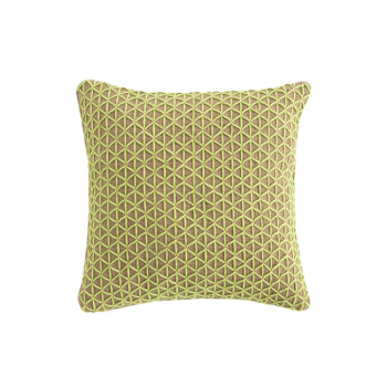 Raw Square Pillow - Lima