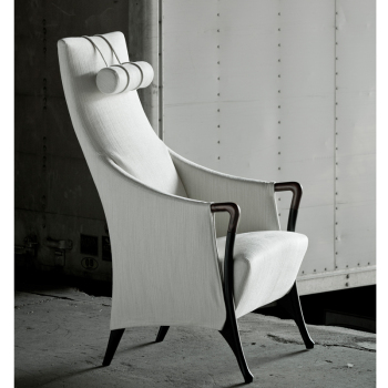 Progetti Bergere Lounge Chair