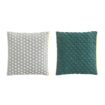 Silai Pillow - Celadon - Green