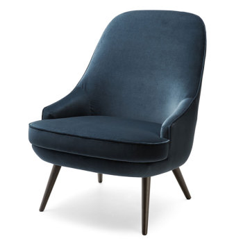 376 Lounge Chair