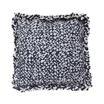 Waan Pillow - Black and White