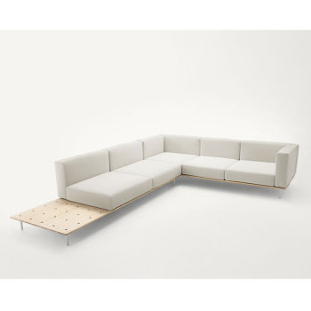 Bench Sectional Sofa