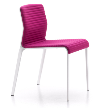 Bend Chair - 3D-Upholstered Shell