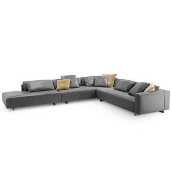 Bullit Sectional Sofa