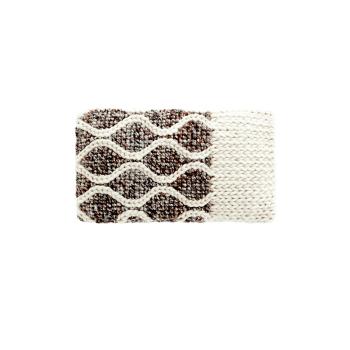 Mangas Rhombus Ivory Cushion