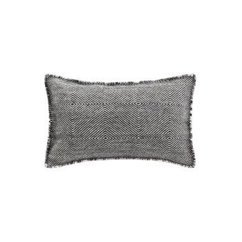 Sail Black Pillow
