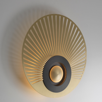 Earth Radian Wall Light