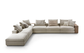 Groundpiece Sectional Sofa
