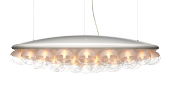 Prop Light Round Suspension Light