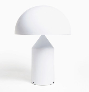 Atollo Table Lamp - White