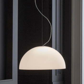 Sonora Suspension Light - Opal Glass