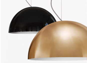 Sonora Suspension Light - Metal