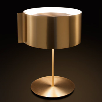 Switch Table Lamp - Gold