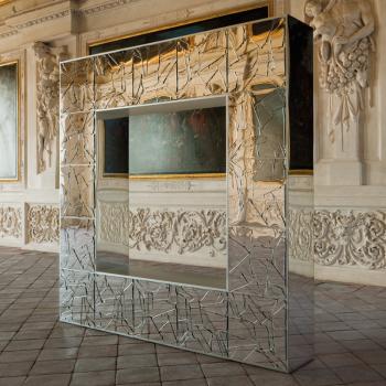 Paesaggi Itlaiani Storage Cabinet