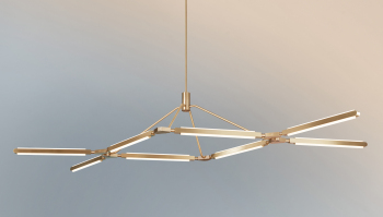 Pris Crown Suspension Light