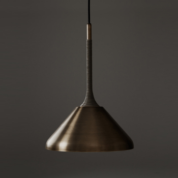 Stem Shade 12 Suspension Light