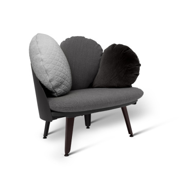 Nubilo Lounge Chair Monochrome