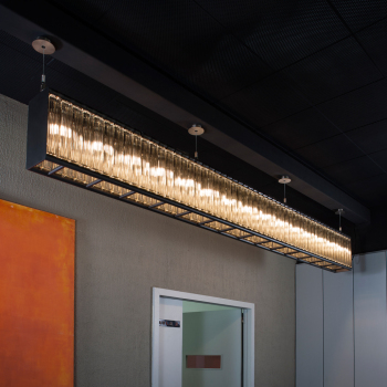 Linea Estadio Suspension Light