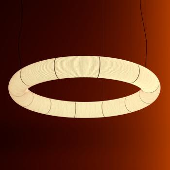Tekio Circular Suspension Light