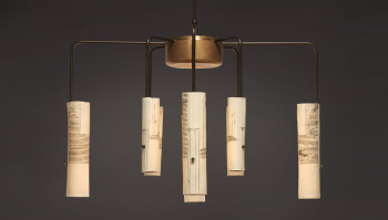 Arak 8 Arm Suspension Light