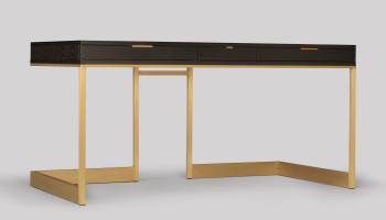 Wishbone Drawer Desk
