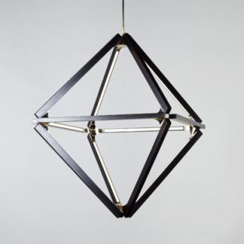 Middle Diamond Chandelier