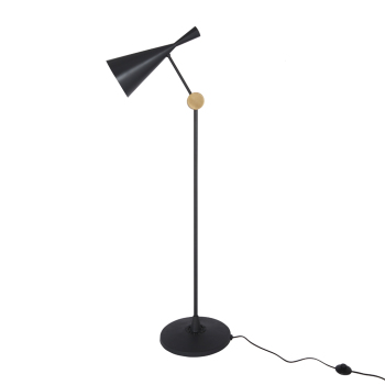 Beat Floor Lamp - Black