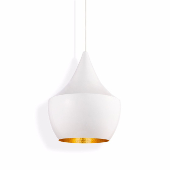 Beat Fat Suspension Light - White