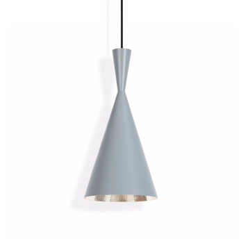 Beat Tall Suspension Light - Gray