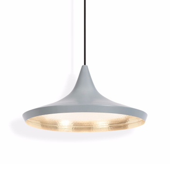 Beat Wide Suspension Light - Gray
