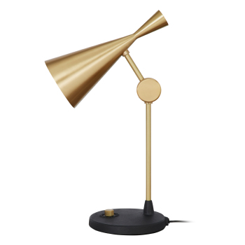 Beat Table Lamp - Brass