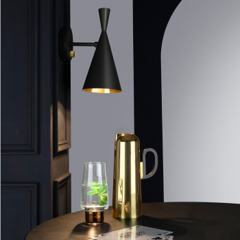Beat Wall Light - Black