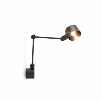 Boom Wall Light - Black