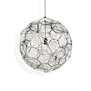 Etch Web Suspension Light - Steel