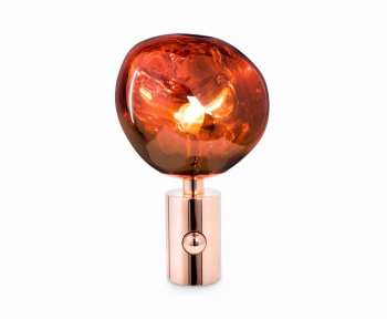 Melt Table Lamp - Copper