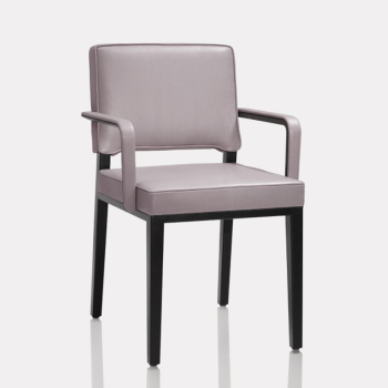 Castle Dining Chair with Arms