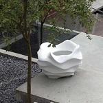 Cristae Sculptural Planters