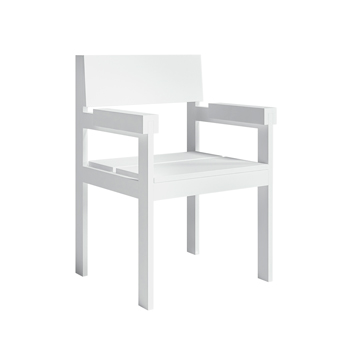 Na Xemena Dining Chair with Arms
