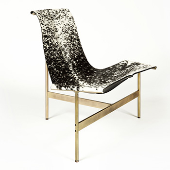 TG-15 Sling Lounge Chair - In Our Showroom