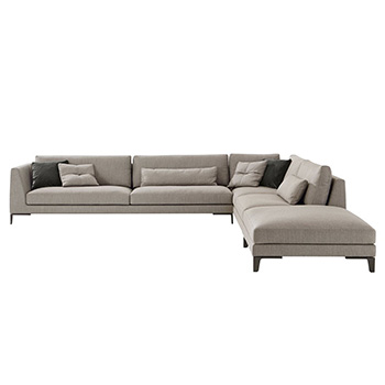 Bellport Sectional Sofa - In Our Showroom